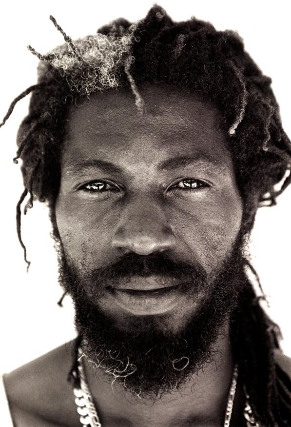 pastor-carib-man
