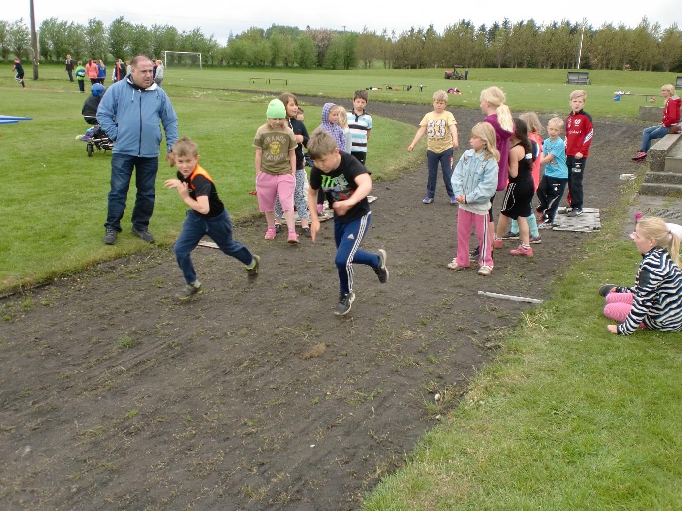 14 Ludvig 60 meter mot Calle Holmlund