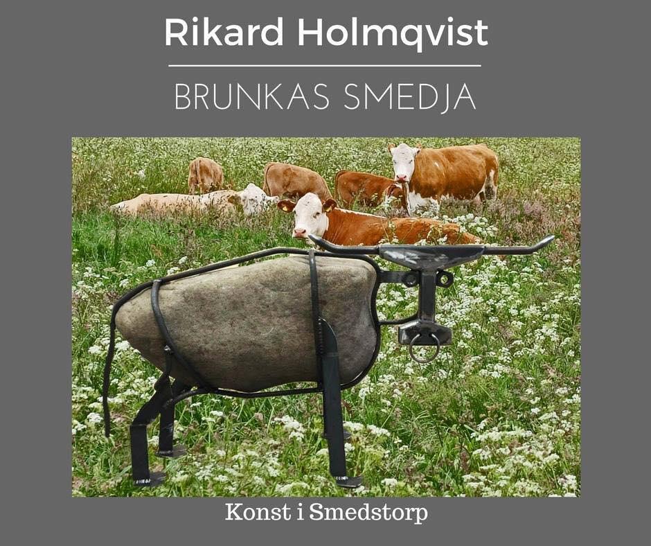 brunkas smide rikard holmqvist 2019
